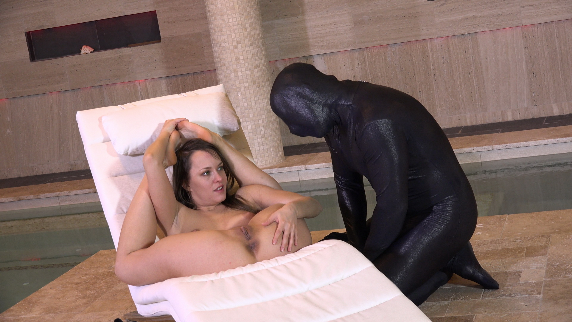 Flexible Blue Angel Pool Domina
